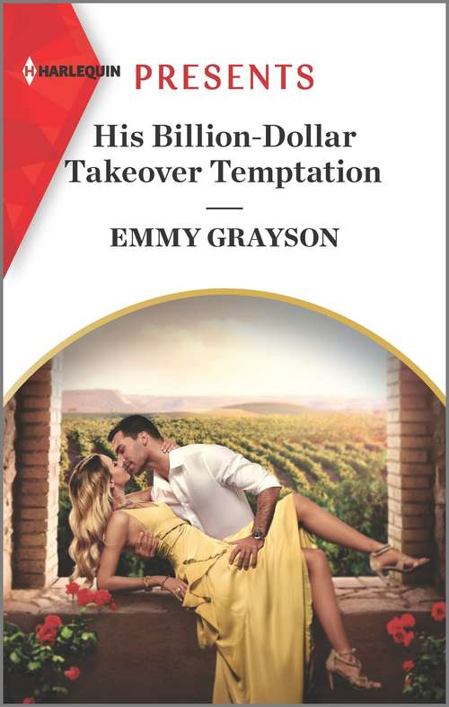 His Billion-Dollar Takeover Temptation: An Uplifting International Romance (The Infamous Cabrera Brothers #1)
