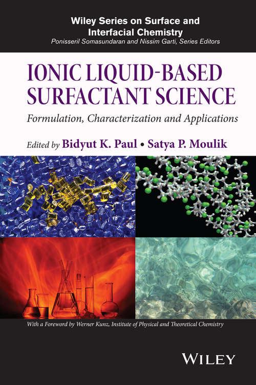 Ionic Liquid-Based Surfactant Self-Assemblies