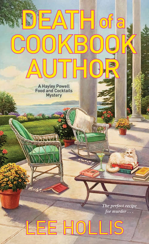 Death of a Cookbook Author (Hayley Powell Mystery #10)