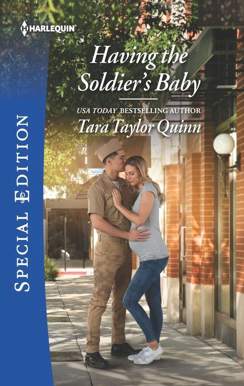 Having the Soldier's Baby (The Parent Portal #1)