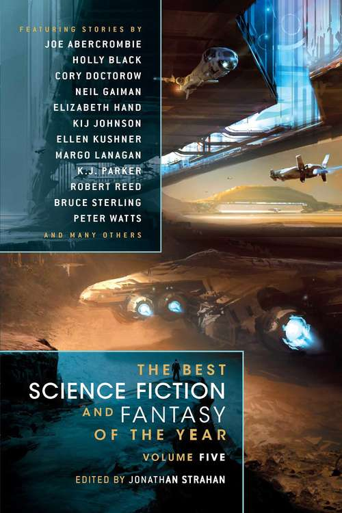 The Best Science Fiction and Fantasy of the Year #5