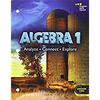 Holt McDougal Algebra 1 | Bookshare