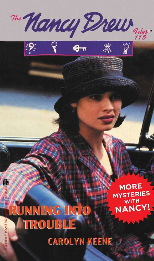 Running into Trouble (The Nancy Drew Files #115)