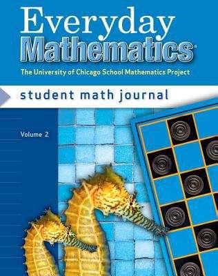 Everyday Mathematics Student Math Journal: Volume 2