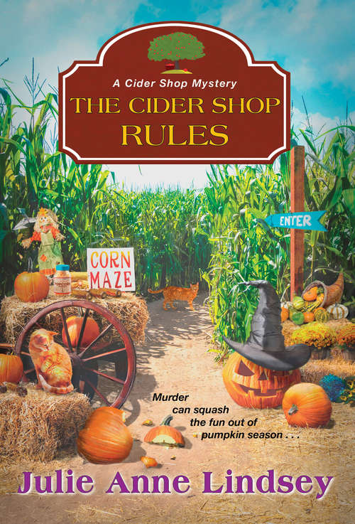 The Cider Shop Rules (A Cider Shop Mystery #3)