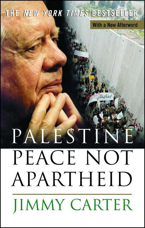Palestine Peace Not Apartheid: Peace Not Apartheid (Thorndike Nonfiction Ser.)