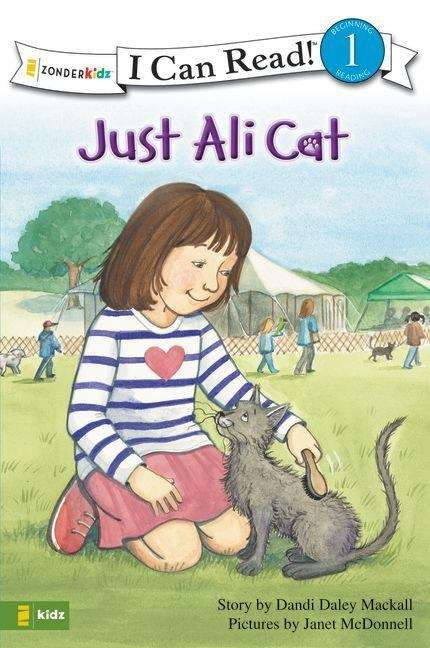 Placeholder example book cover, Just Ali Cat (I Can Read!: Level 1)
