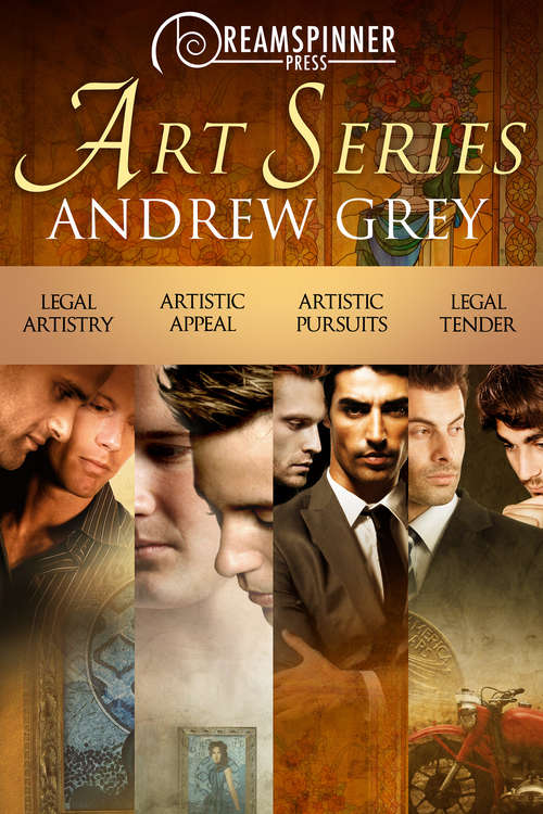 Art Series Bundle (Art Series #5)