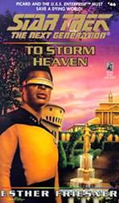 To Storm Heaven (Cold Equations #46)
