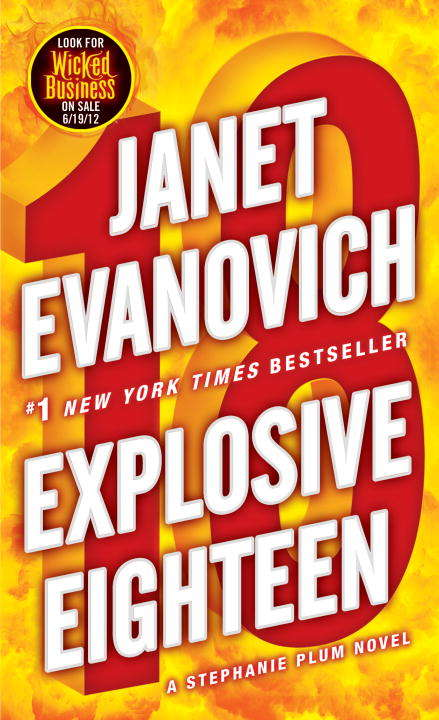 Explosive Eighteen (Stephanie Plum #18)