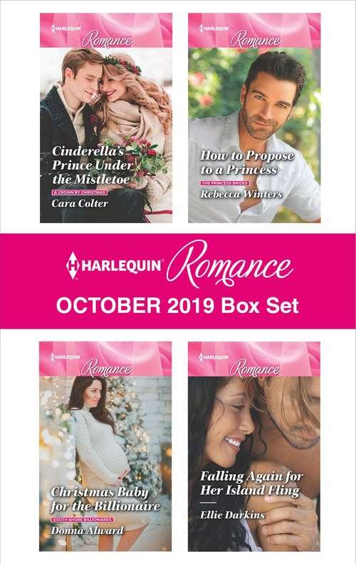 Harlequin Romance October 2019 Box Set