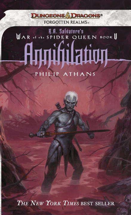 Annihilation (Forgotten Realms: War of the Spider Queen #5)