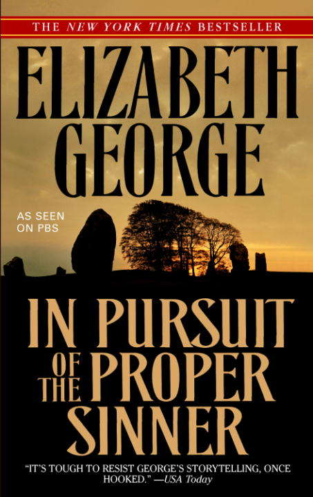 In Pursuit of the Proper Sinner (Inspector Lynley #10)
