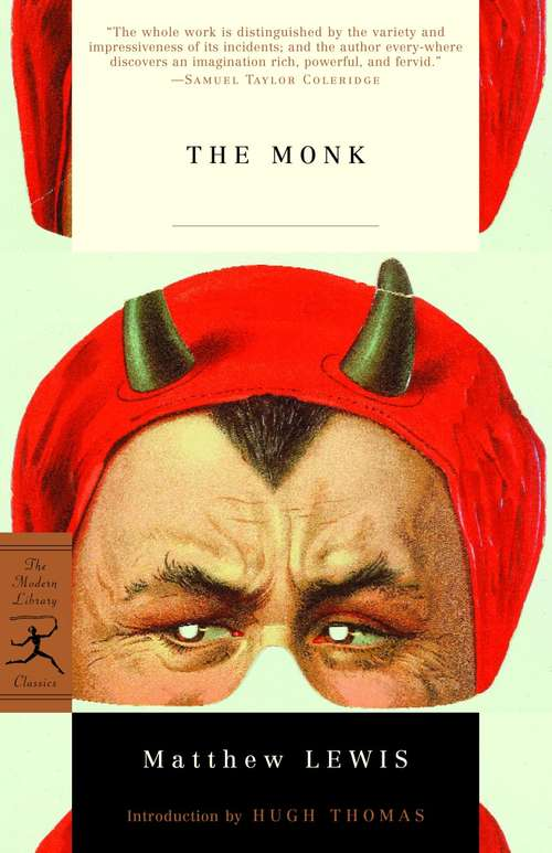 The Monk (Modern Library Classics)