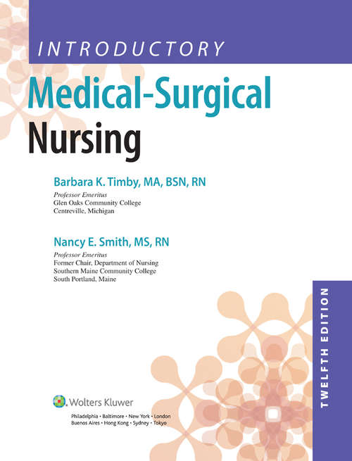 Introductory Medical-Surgical Nursing (Point (lippincott Williams And Wilkins) Ser.)