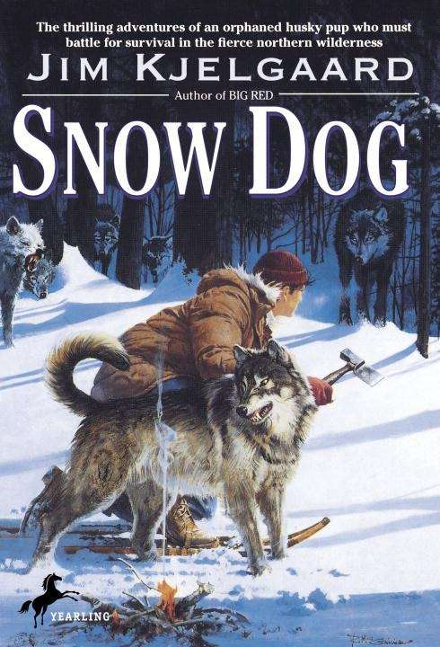 Snow Dog (A Yearling Book)