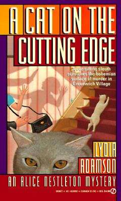 A Cat on the Cutting Edge (Alice Nestleton Mystery #9)