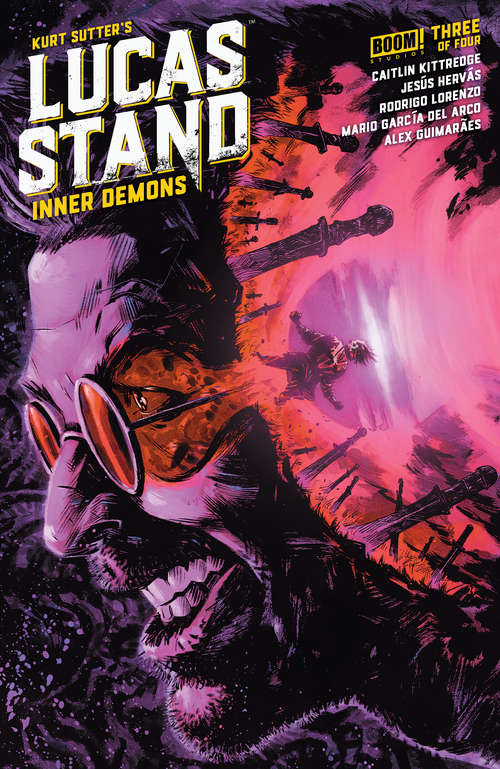 Lucas Stand: Inner Demons #3 (Lucas Stand: Inner Demons #3)