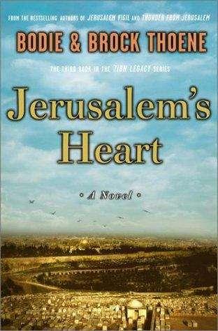 Jerusalem's Heart (The Zion Legacy Book #3)