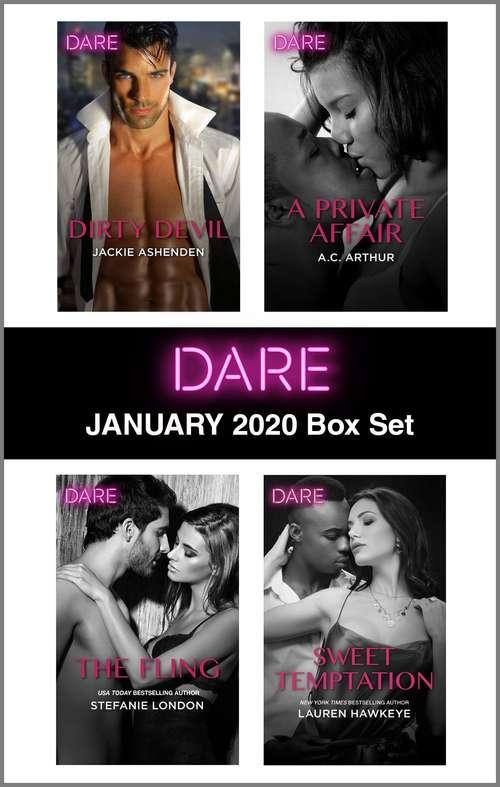 Harlequin Dare January 2020 Box Set