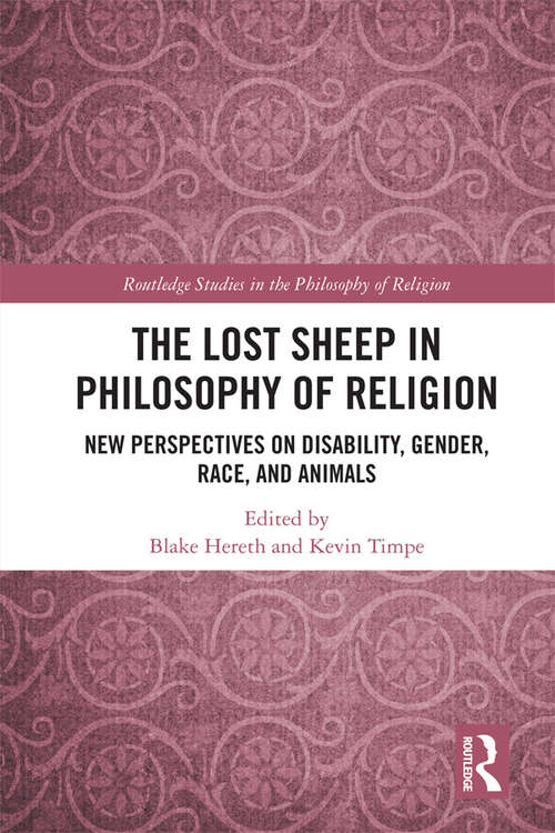 The Lost Sheep in Philosophy of Religion