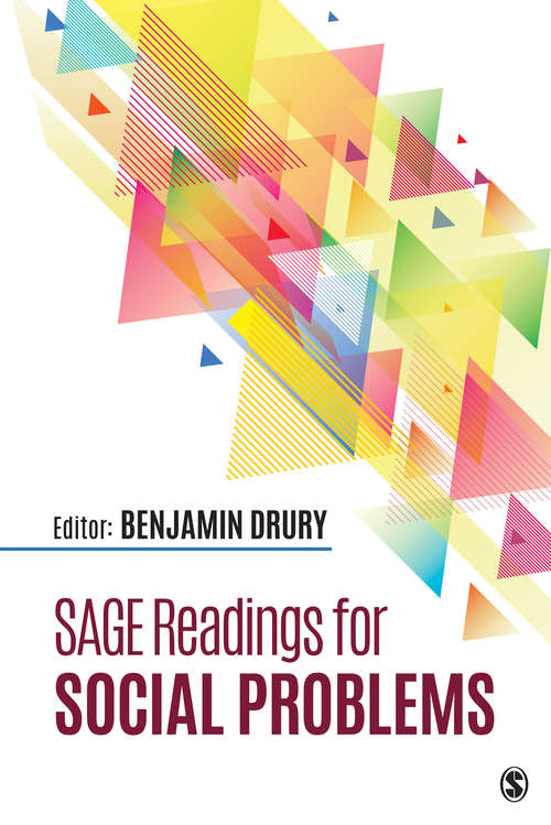 SAGE Readings for Social Problems