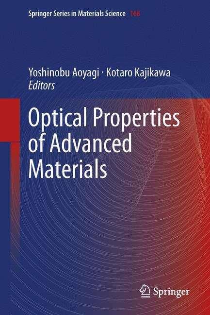 Optical Properties of Advanced Materials