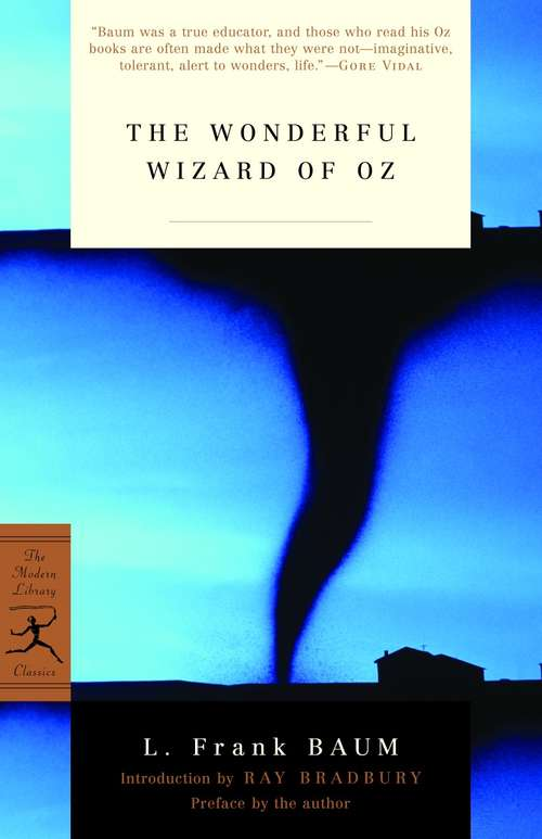 The Wonderful Wizard of Oz: Illustrate Your Own (The Land of Oz #1)