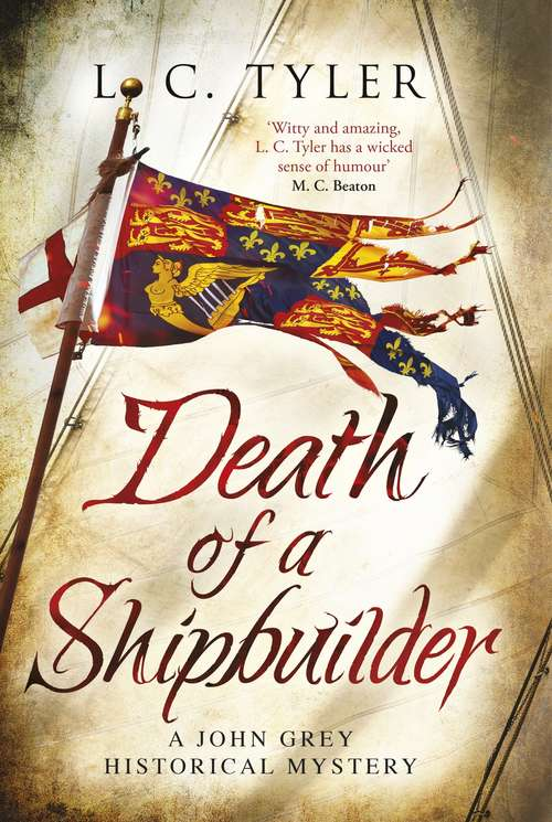 Death of a Shipbuilder (A John Grey Historical Mystery #6)