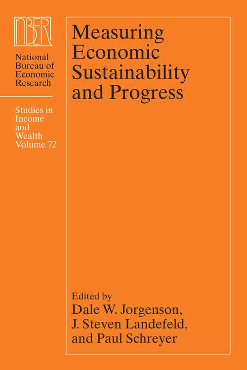 Measuring Economic Sustainability and Progress