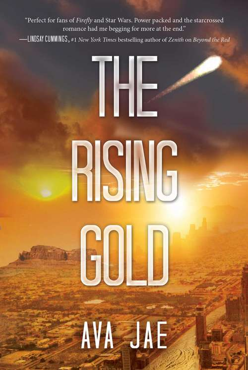 The Rising Gold (Beyond the Red Trilogy #3)