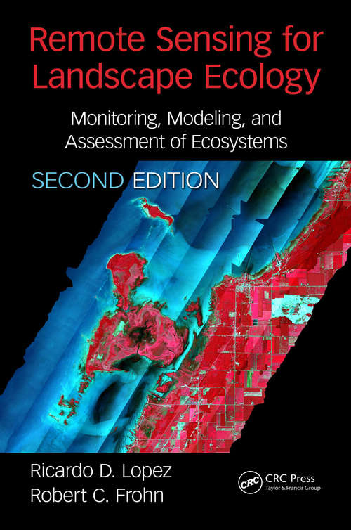 Remote Sensing for Landscape Ecology: Monitoring, Modeling, And Assessment Of Ecosystems
