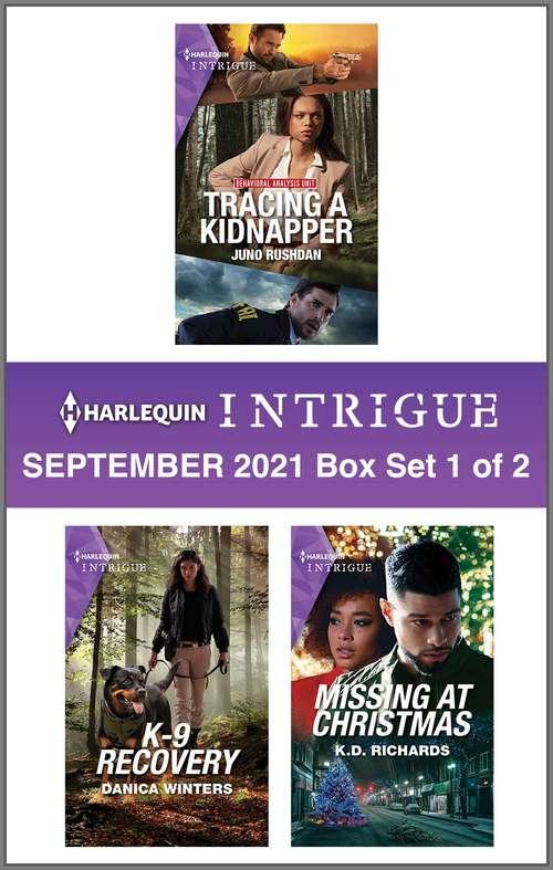 Harlequin Intrigue September 2021 - Box Set 1 of 2
