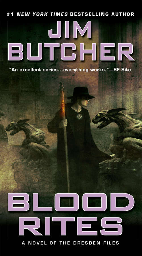 Blood Rites: Book six of The Dresden Files (Dresden Files #6)
