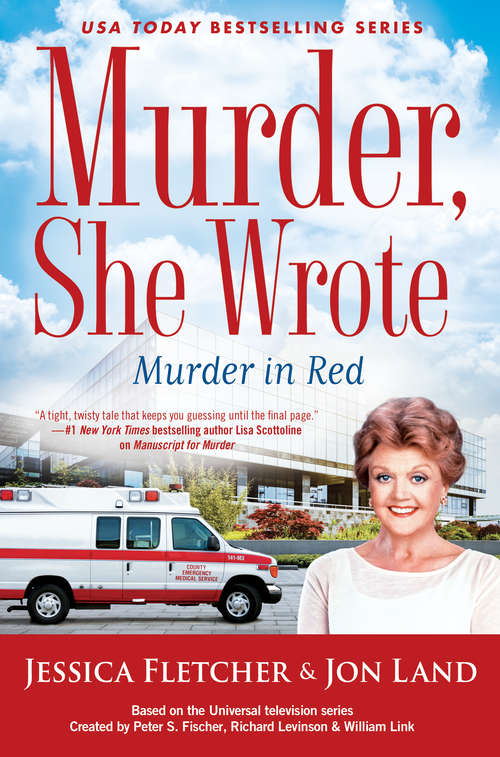 Murder, She Wrote: Murder in Red (Murder She Wrote #49)