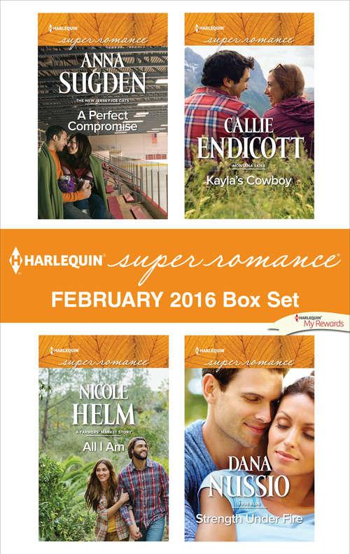 Harlequin Superromance February 2016 Box Set