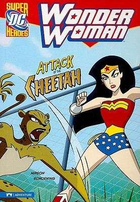 Attack of the Cheetah (Wonder Woman)