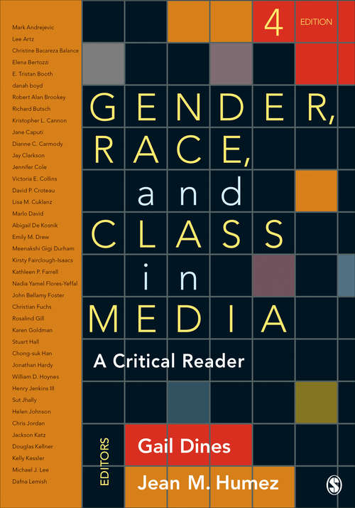 Gender, Race, and Class in Media: A Critical Reader (Fourth Edition)