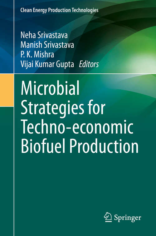 Microbial Strategies for Techno-economic Biofuel Production (Clean Energy Production Technologies)