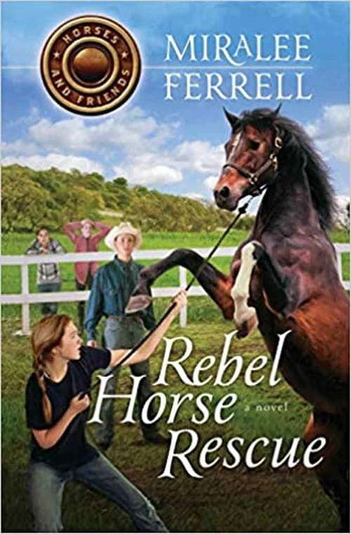 Rebel Horse Rescue: Horses and Friends
