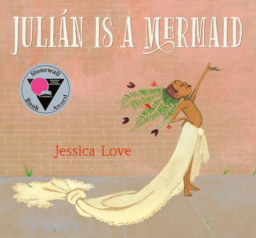 Collection sample book cover Julian is a Mermaid