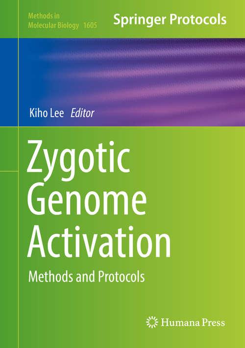 Zygotic Genome Activation