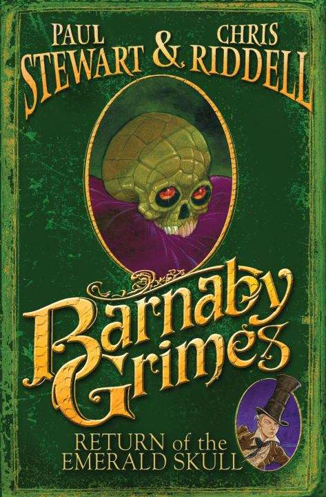 Barnaby Grimes 2: Return of the Emerald Skull