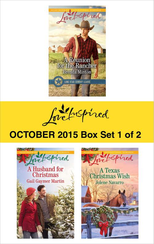 Love Inspired October 2015 - Box Set 1 of 2