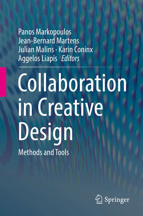 Collaboration in Creative Design: Methods and Tools