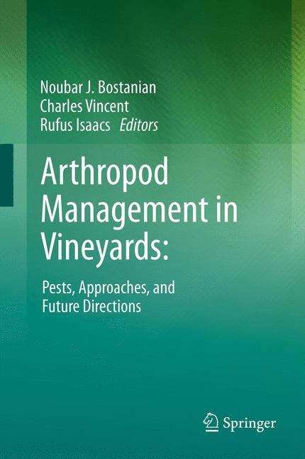 Arthropod Management in Vineyards: Pests, Approaches, and Future Directions