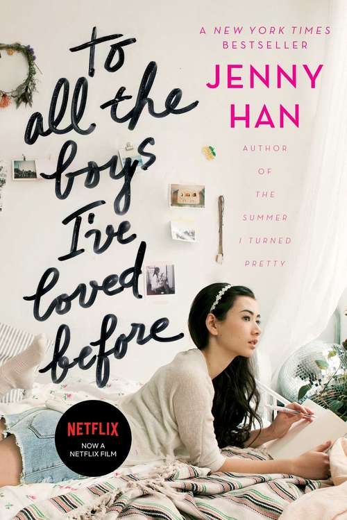 Collection sample book cover To All the Boys I've Loved Before by Jenny Han