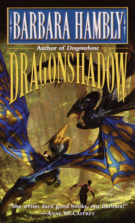 Dragonshadow (Winterlands #2)