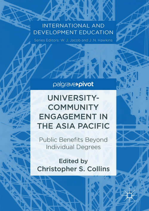 University-Community Engagement in the Asia Pacific