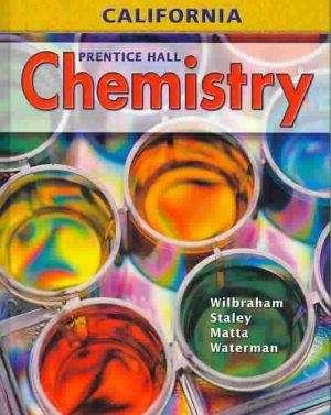 Prentice Hall Chemistry (California Edition)